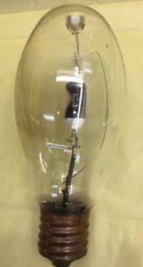 large vintage ge r175 multi vapor l light bulb metal halide