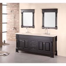 Double Sink Vanity With Dressing Table by The Awesome Corner Vanity Set Mcleland White Makeup Table