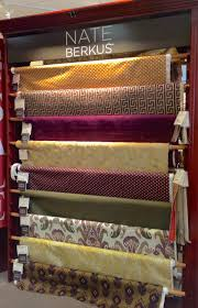 Nate Berkus Herringbone Curtains by Scoping Out Calico Corners U0027 New Nate Berkus Collection Driven By