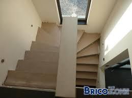 pose carrelage escalier quart tournant recouvrir mon escalier en béton