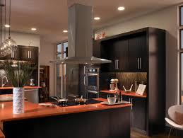 Alluring Furniture Kitchen Gray Brushed Steel Island Vent