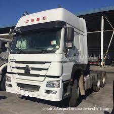 100 Used Tow Trucks Hot Item HOWO 64 L Tractor Head TruckTractor Truck