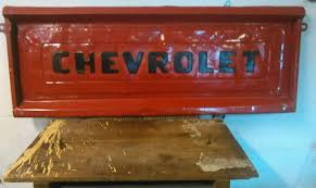 Vintage 1950s?? Chevy Truck Tailgate Ratrod/bench/headboard For Bed ... 1968 Chevrolet C10 Tailgate Hot Rod Network Chevyloradoextremeconcepttailgate The Fast Lane Truck 1417 Gm Tailgate Handle Backup Camera Kit Infotainmentcom 1965 Chevy Save Our Oceans Striping Chevy Truck 2006 Silverado Pstriping 1982 Photo 7 Vehicles Pinterest Tailgating 8898 0002 Gmc Ck Pickup Set Of Handles W How To Install Hidden Latches Classic Vintage 1950s 1895300877 2015 Parts Diagram Complete Wiring Diagrams 2014 Z71 1500 Jam Session Image 1963 Pickups And Trucks