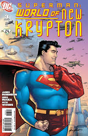Superman World Of New Krypton 3 Cover 2