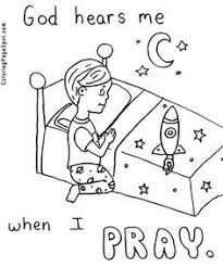 Prayer Coloring Pages 19 Free Lords For Children And Parents