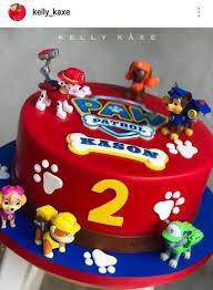 paw patrol theme custom cake paw patrol birthday cake paw