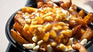 poutine cuisine what does the word poutine quora