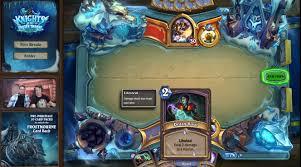 Warlock Deck Hearthstone Wild by Hearthstone Knights Of The Frozen Throne Analyzing Bloodreaver