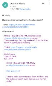 Cites Help Desk Contact by Media Tweets By Molly Ball Mollyesque Twitter