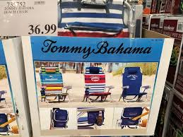 Tommy Bahama Backpack Chair Bjs by 3 Tommy Bahama Backpack Beach Chair Bjs Bjs Beach Chairs