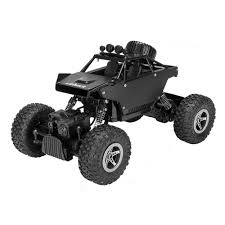 2.4GHz 1/18 RC Rock Off-Road Vehicle Car Crawler Truck Remote ...