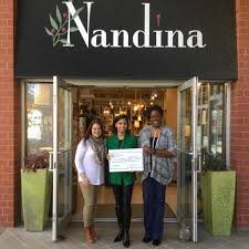 Nandina Gives Back: Donations From Our Annual Love Local Week