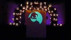 Singing Pumpkins Grim Grinning Pumpkins Projector by J Pumpkinking Viyoutube Com