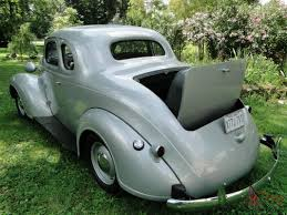100 1937 Plymouth Truck PLYMOUTH RUMBLE SEAT COUPE