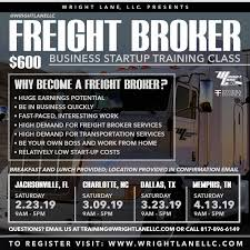 100 How To Become A Truck Broker Training