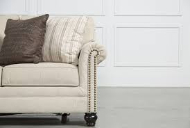 Milari Linen Queen Sofa Sleeper by Milari Linen Sleeper Sofa Bigholio