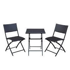 Amazon.com: SunLife Bistro Sets, Outdoor Folding Table With Chairs ... Amazoncom Tangkula 4 Pcs Folding Patio Chair Set Outdoor Pool Chairs Target Fniture Inspirational Lawn Portable Lounge Yard Beach Plans Woodarchivist Foldable Bench Chairoutdoor End 542021 1200 Am Scoggins Reviews Allmodern Hampton Bay Midnight Adirondack 2pack21 Innovative Sling Of 2 Bistro 12 Best To Buy 2019 Padded With Arms Floors Doors Fold Up