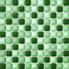 grün konvexen keramik mosaik fliesen küche backsplash fliesen badezimmer wand papier dusche flur kamin randfliese land stil