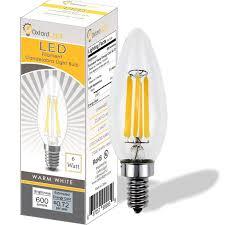 oxford light 60 watt led candelabra bulbs b10 led bulb 6 watt