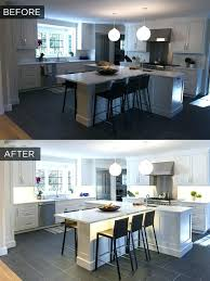 Ikea Under Cabinet Lights Kitchen Lighting Before After In A Recently Installing