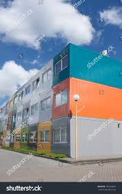 100 Cargo Houses Container Stock Photo Edit Now 104254685 Shutterstock