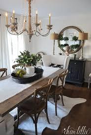 Dear Lillie Birch Lane Dining Room Refresh Dinning Centerpiece IdeasFarmhouse Table