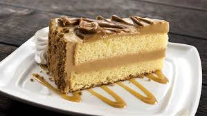 Olive Garden s new cookie butter cake TODAY