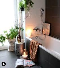 badezimmer deko interior living scandi grau c