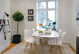 Beautiful And Small Dining Room Ideas For Your Apartment