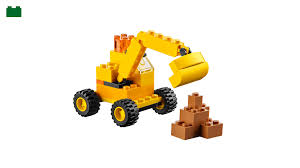 Excavator - - LEGO® Classic - LEGO.com US Lego Dump Truck And Excavator Toy Playset For Children Duplo We Liked Garbage Truck 60118 So Much We Had To Get Amazoncom Lego Legoville Garbage 5637 Toys Games Large Playground Brick Box Big Dreams Duplo Disney Pixar Story 3 Set 5691 Alien Search Results Shop Trucks Bulldozer Building Blocks Review Youtube Tow 6146 Ville 2009 Bricksfirst My First Cstruction Site Walmartcom 10816 Cars At John Lewis