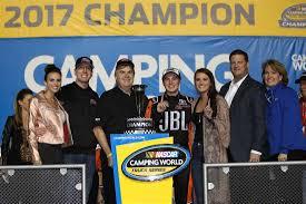 100 Game Truck Richmond Va Camping World Series Champions NASCARcom