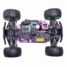 100 Gas Powered Rc Monster Trucks Hsp 94108 Racing Truck Nitro Power 4Wd Off Road Truck