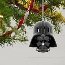 Darth Vader Christmas Tree Topper by Star Wars U2013 Novelty Gift Ideas