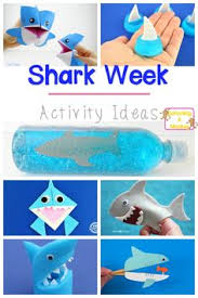 DIY Shark Cups – Snack Attack