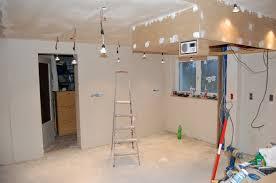plafond a caisson suspendu construire un caisson de hotte en mdf au dessus d un ilot central