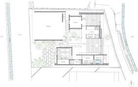 104 Japanese Modern House Plans A Courtyard Mitsutomo Matsunami Small Bliss