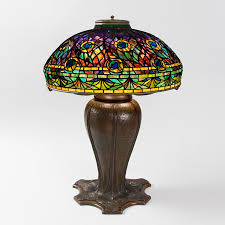 Tiffany Style Lamps Vintage by 48 Best Tiffany Lamps Images On Pinterest Tiffany Glass Stained