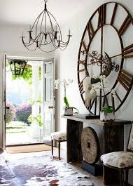 living room with vintage wall clocks ways to hang wall clocks