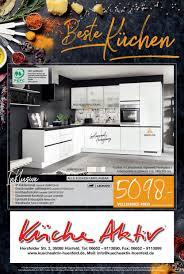 küche aktiv hünfeld prospekt beste küchen by perspektive