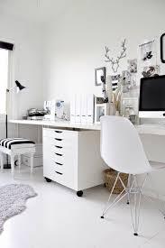 Besta Burs Desk White by 21 Ikea Desk Hacks For The Most Productive Workspace Ever Brit