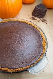 Solid Pack Pumpkin Pie Recipe by Triple Chocolate Pumpkin Pie On Closet Cooking