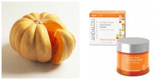 Andalou Naturals Glycolic Mask Pumpkin Honey by I U0027m Obsessed With This Brightening Pumpkin Face Mask From Andalou