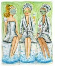 Welcome To Kandys Konnections Spa Parties Where Our Motto Is A Pampered You Better Its Been Busy Week And Time Kick Off Those Heels