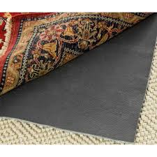 Best Felt Rug Pads For Hardwood Floors by Better Homes And Gardens Premium Cushioned Non Slip Rug Pad