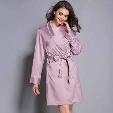 robe de chambre polaire femme pas cher satin robe robe de chambre polaire femme peignoir kimono satin robe