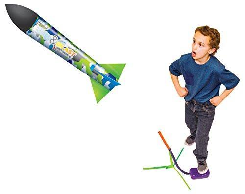 Geospace Jump Rocket Build N' Blast; Foam Rocket Building Kit
