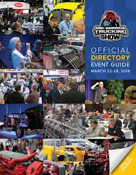 2018 Mid-America Trucking Show Digital Directory By Mid-America ... Bradway Trucking Inc Vineland Nj Rays Truck Photos Ritchie Holds Largestever Auction In Hartford Conn Cstruction Ceos Community Service Kreilkamp Truckload Refrigerated And Dry Van Carrier Untitled Trip To Lynn Mass Train For A New Career This Fall Us Department Of Transportation Federal Motor Safety Air Brake Test Cdl Youtube