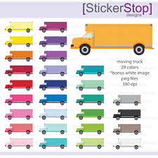 Moving Truck Or Truck Icon Digital Clipart In Rainbow Colors | Etsy Clipart Of A Grayscale Moving Van Or Big Right Truck Royalty Free Pickup At Getdrawingscom For Personal Use Drawing Trucks 74 New Cliparts Download Best On Were Images Download Car With Fniture Concept Moving Relocation Retro Design Best 15 Truck Stock Vector Illustration Auto Business 46018495 28586 Stock Vector And
