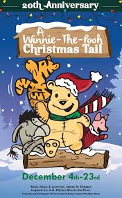 130 Best Winne The Pooh by Phx Stages A Winnie The Pooh Christmas Tail Valley Youth