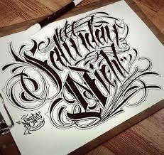 Tattoo Font Graffiti Fonts Tag Generator For Tattoos